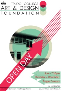 Foundation Open Day Dec 13
