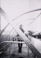 Pinhole Photograph Invert