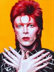 Anika Manuel David Bowie