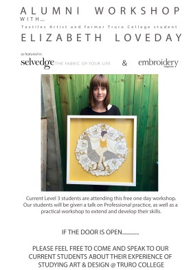 Loveday Workshop Poster