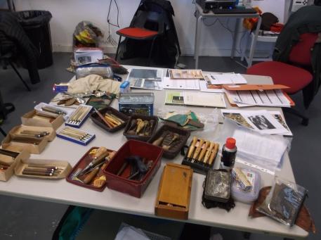 Moku Hanga day workshop1