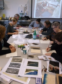 Moku Hanga day workshop2