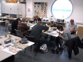 Moku Hanga day workshop5