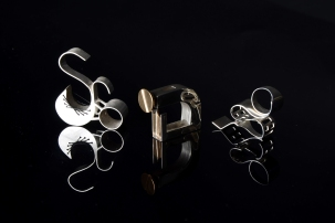 modernist rings
